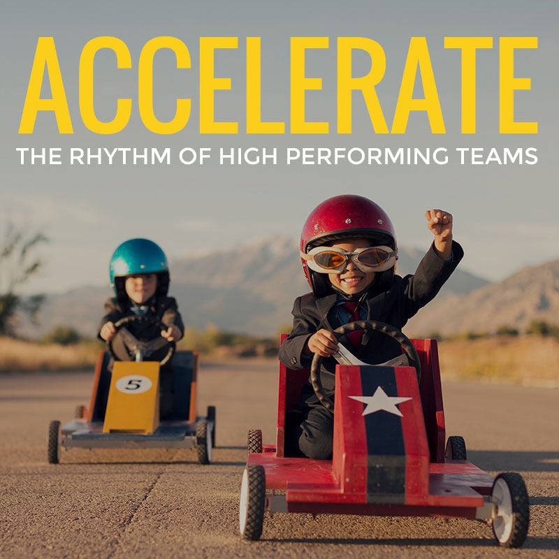 Accelerate - The Rhythm of High Performing Teams | Ian Stephens - Motivational Speaker | Tile