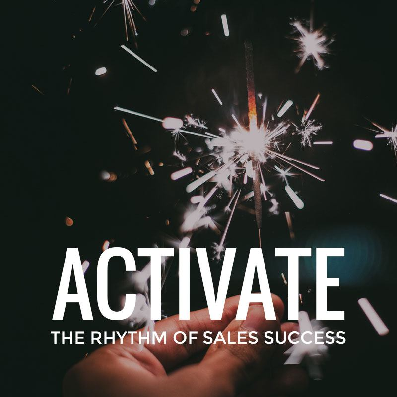 Activate - The Rhythm of Sales Success | Ian Stephens - Motivational Speaker | Tile