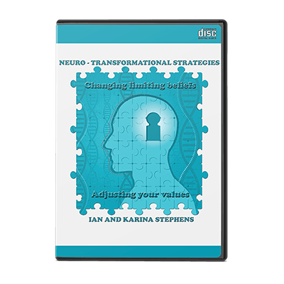Professional Development Audio - Neuro Transformational Strategies | Author Ian Stephens