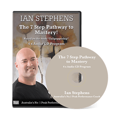 Professional Development Audio - Tall Poppyship | Author Ian Stephens