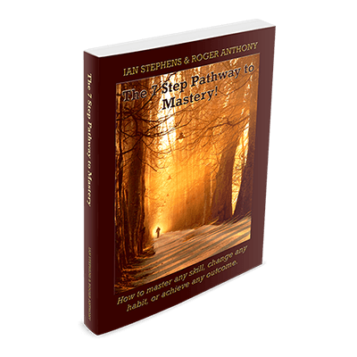 Professional Development Book - The 7 Step Pathway to Mastery | Author Ian Stephens