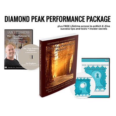 Professional Development Resources - Diamond Peak Performance Package | Author Ian Stephens