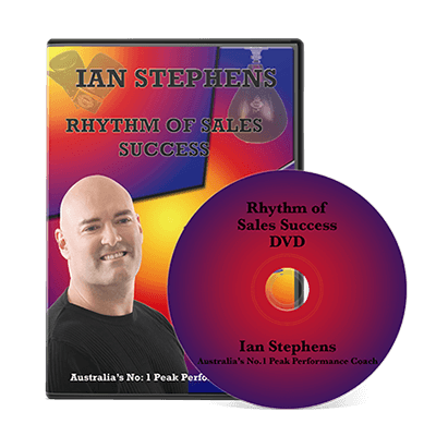 Professional Development DVD - Rhythm of Sales Success | Author Ian Stephens